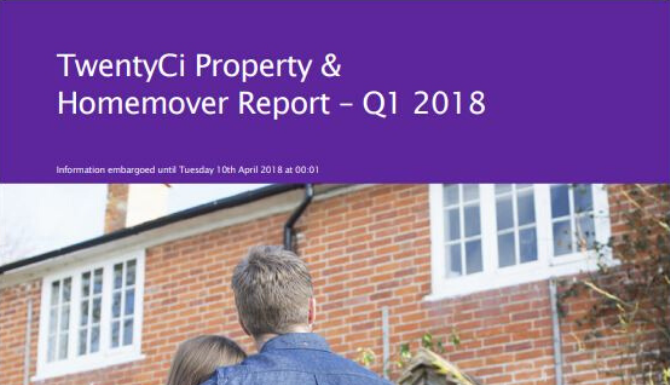 TwentyCi Property & Homemover Report – Q1 2018