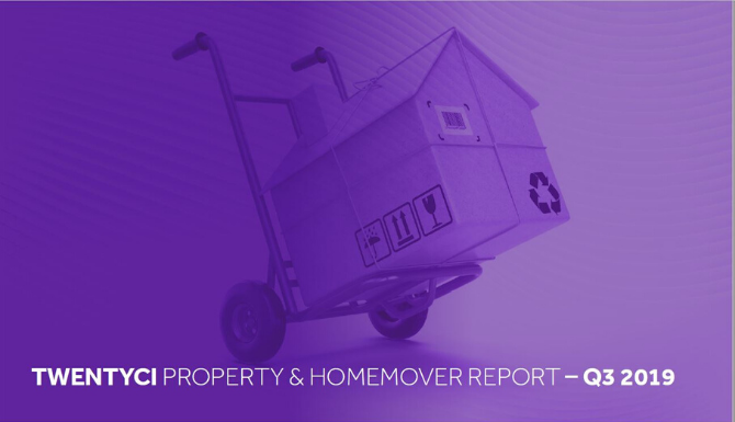 TwentyCi Property & Homemover Report – Q3 2019